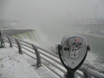 Cataratas del Niagara, diciembre 2010